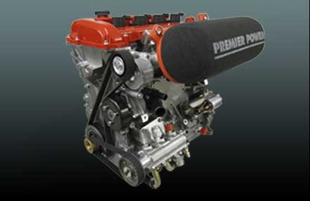 2.0 Ford Duratec Race Engine