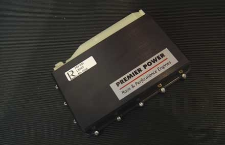 Reprogrammable ECUs for multiple engine maps