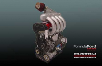 Formula Ford Race Engine
