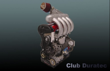 1.6 Club Duratec Engine